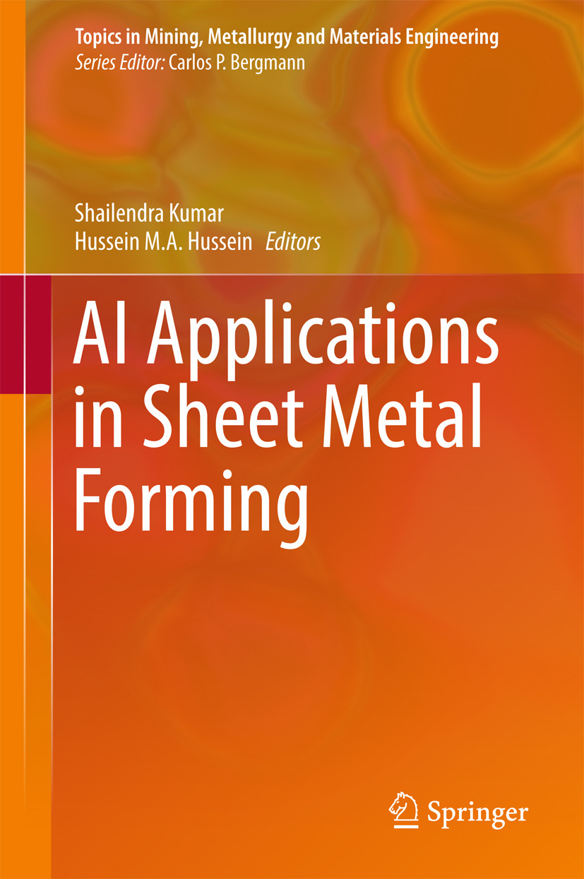 Hussein, Hussein M. A. - AI Applications in Sheet Metal Forming, ebook