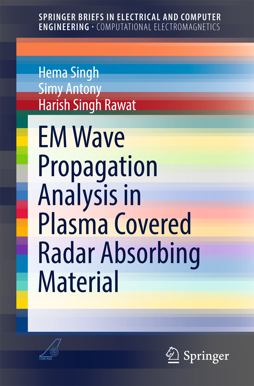 Antony, Simy - EM Wave Propagation Analysis in Plasma Covered Radar Absorbing Material, ebook