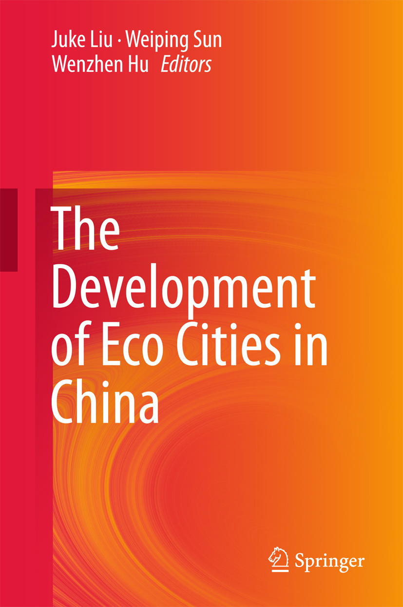 Hu, Wenzhen - The Development of Eco Cities in China, ebook