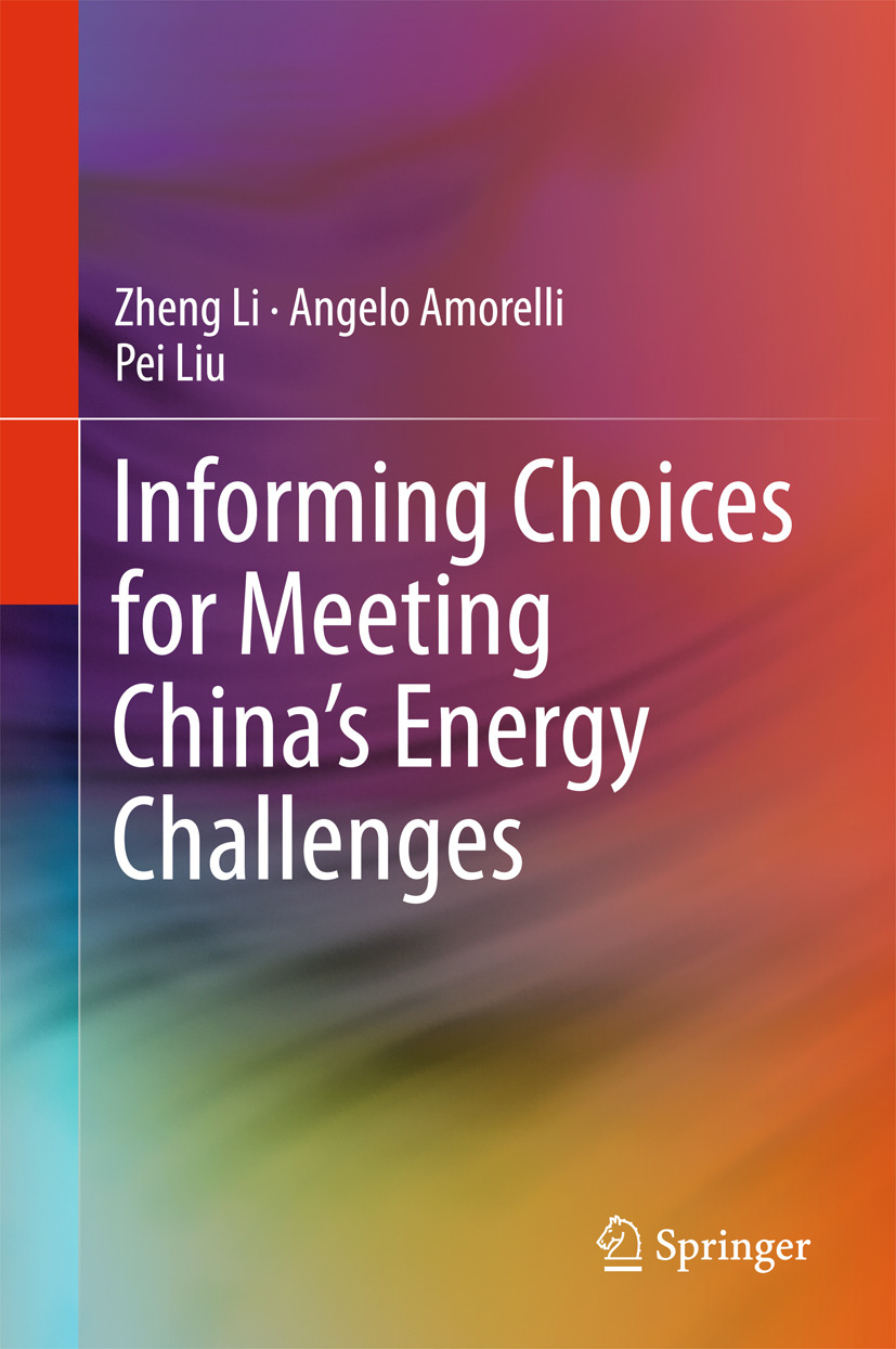 Amorelli, Angelo - Informing Choices for Meeting China's Energy Challenges, ebook