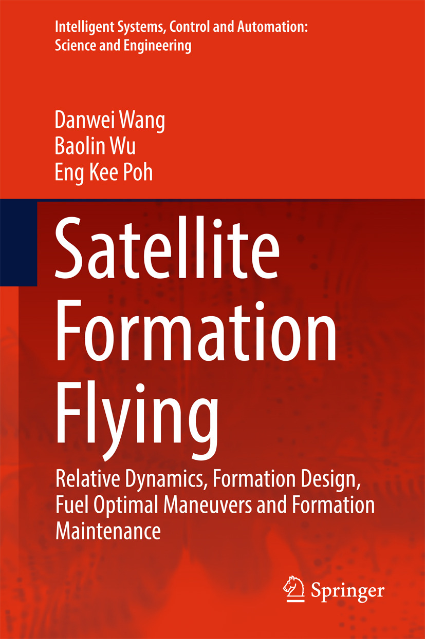 Poh, Eng Kee - Satellite Formation Flying, ebook