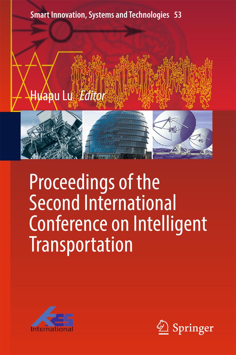 Lu, Huapu - Proceedings of the Second International Conference on Intelligent Transportation, ebook