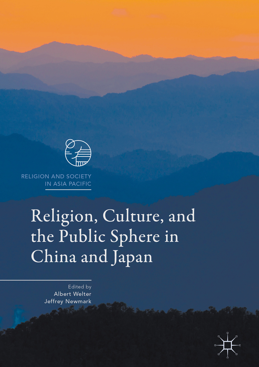 Newmark, Jeffrey - Religion, Culture, and the Public Sphere in China and Japan, ebook