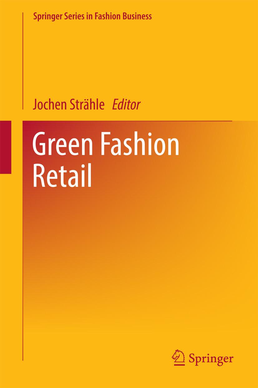 Strähle, Jochen - Green Fashion Retail, ebook