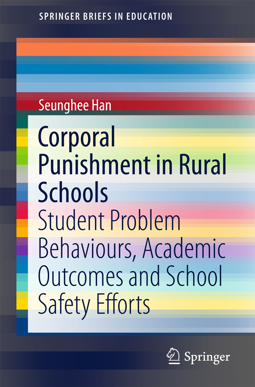 Han, Seunghee - Corporal Punishment in Rural Schools, ebook