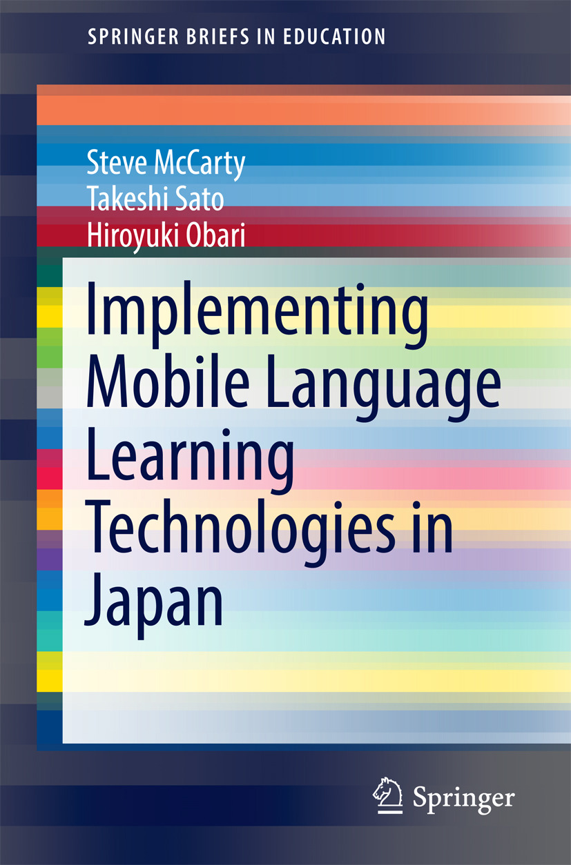 McCarty, Steve - Implementing Mobile Language Learning Technologies in Japan, ebook