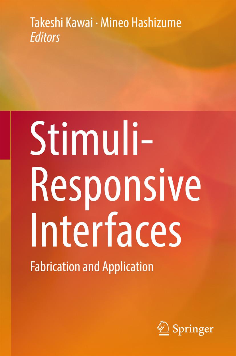 Hashizume, Mineo - Stimuli-Responsive Interfaces, ebook