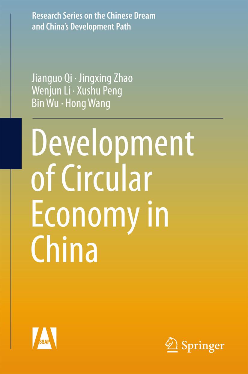 Li, Wenjun - Development of Circular Economy in China, ebook