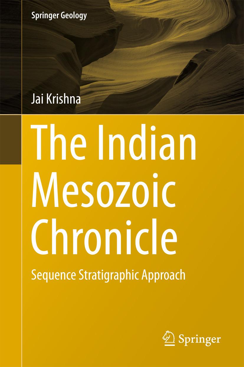 Krishna, Jai - The Indian Mesozoic Chronicle, ebook