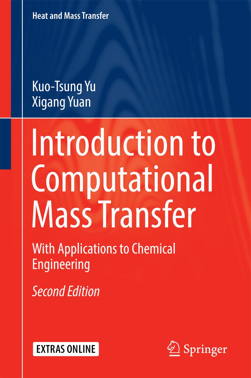 Yu, Kuo-Tsung - Introduction to Computational Mass Transfer, ebook