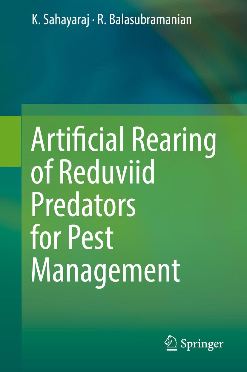 Balasubramanian, R. - Artificial Rearing of Reduviid Predators for Pest Management, ebook