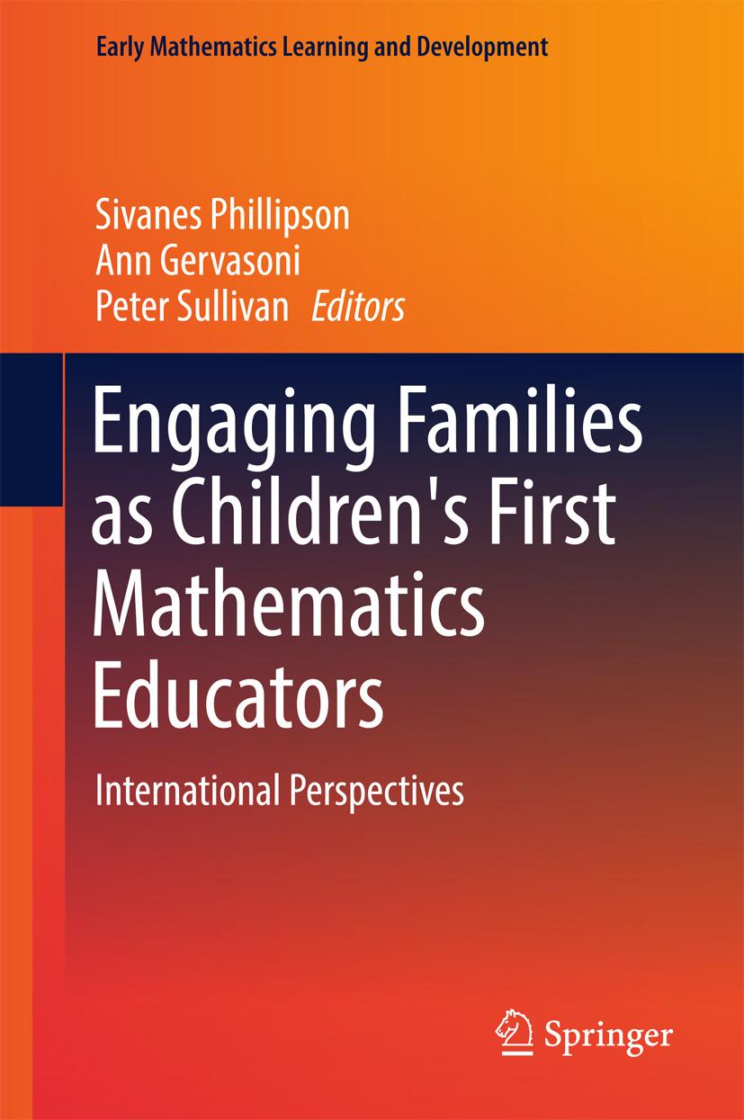 Gervasoni, Ann - Engaging Families as Children's First Mathematics Educators, ebook