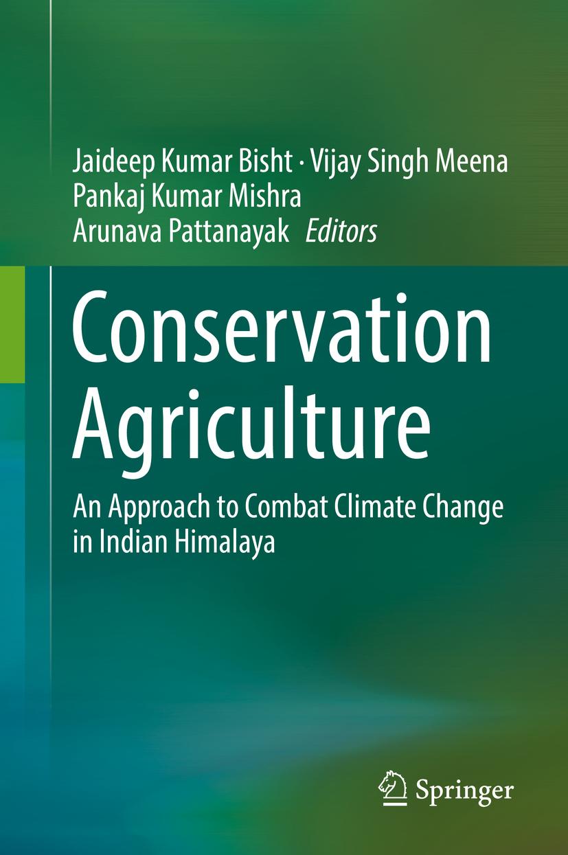 Bisht, Jaideep Kumar - Conservation Agriculture, e-bok