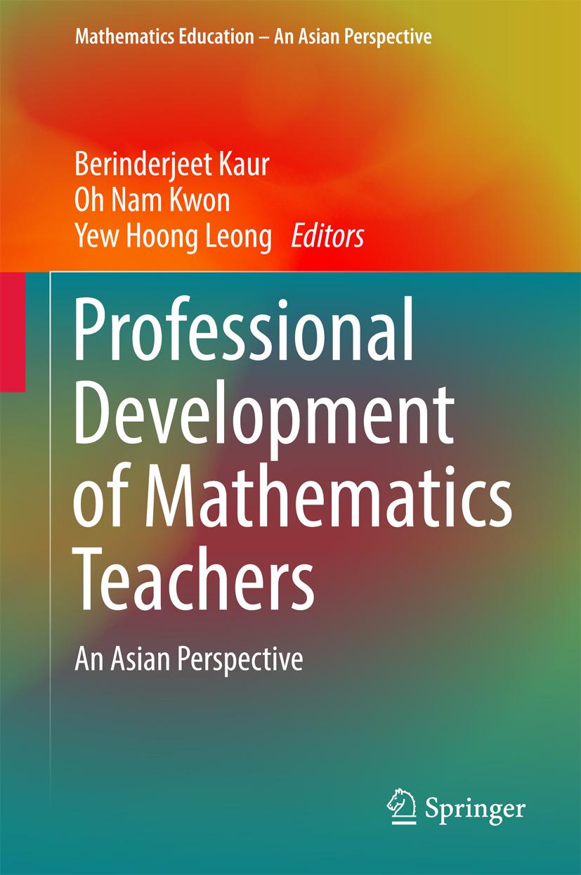 Kaur, Berinderjeet - Professional Development of Mathematics Teachers, ebook