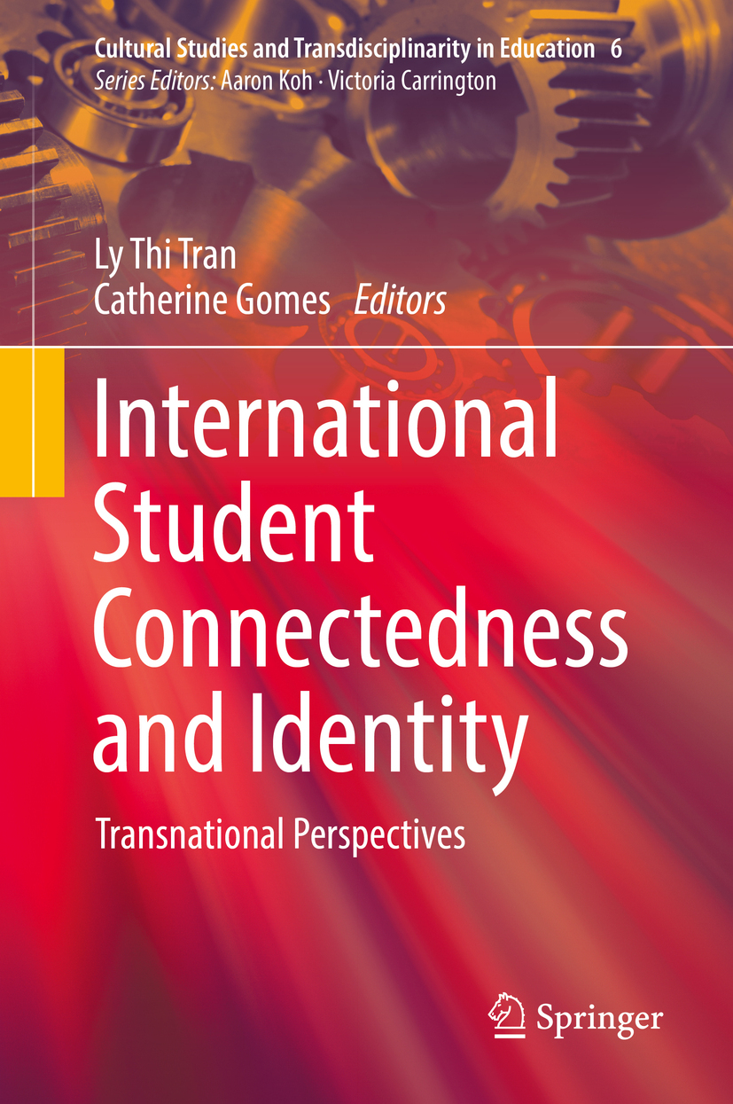 Gomes, Catherine - International Student Connectedness and Identity, ebook