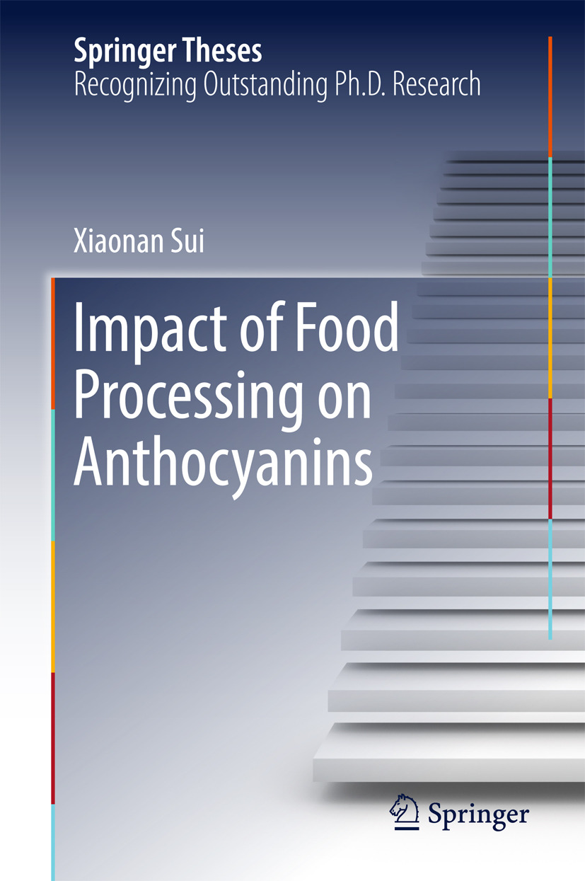 Sui, Xiaonan - Impact of Food Processing on Anthocyanins, ebook