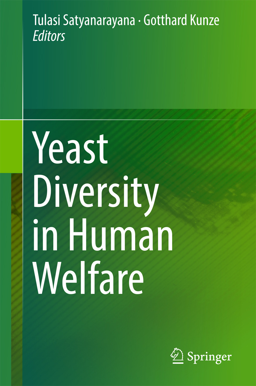 Kunze, Gotthard - Yeast Diversity in Human Welfare, ebook