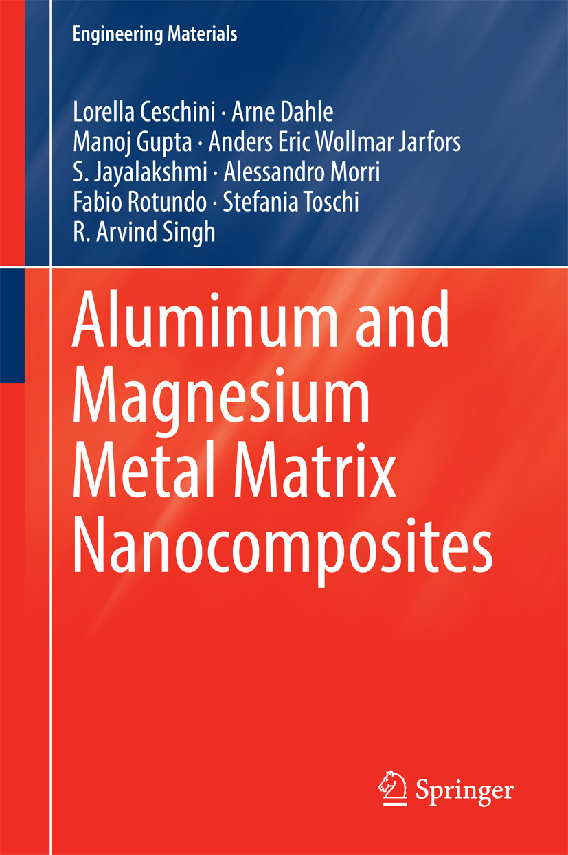 Ceschini, Lorella - Aluminum and Magnesium Metal Matrix Nanocomposites, ebook