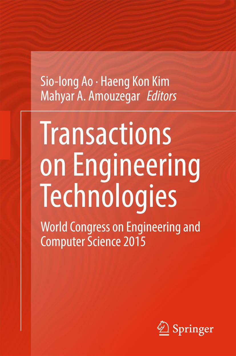 Amouzegar, Mahyar A. - Transactions on Engineering Technologies, ebook