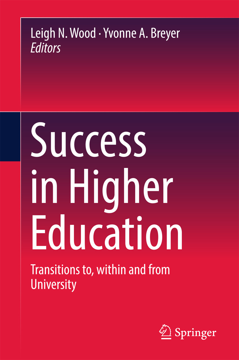 Breyer, Yvonne A. - Success in Higher Education, ebook