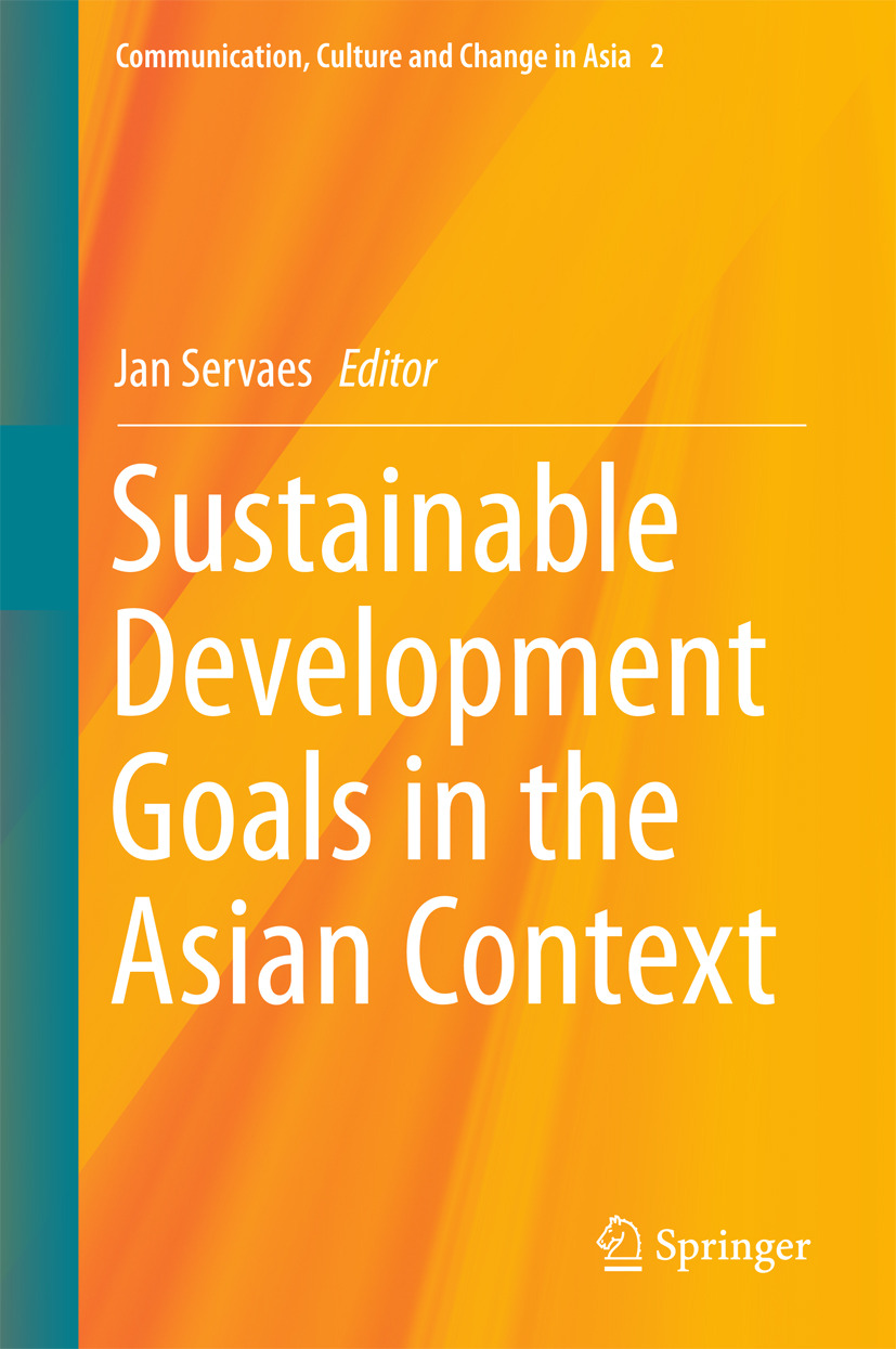 Servaes, Jan - Sustainable Development Goals in the Asian Context, ebook