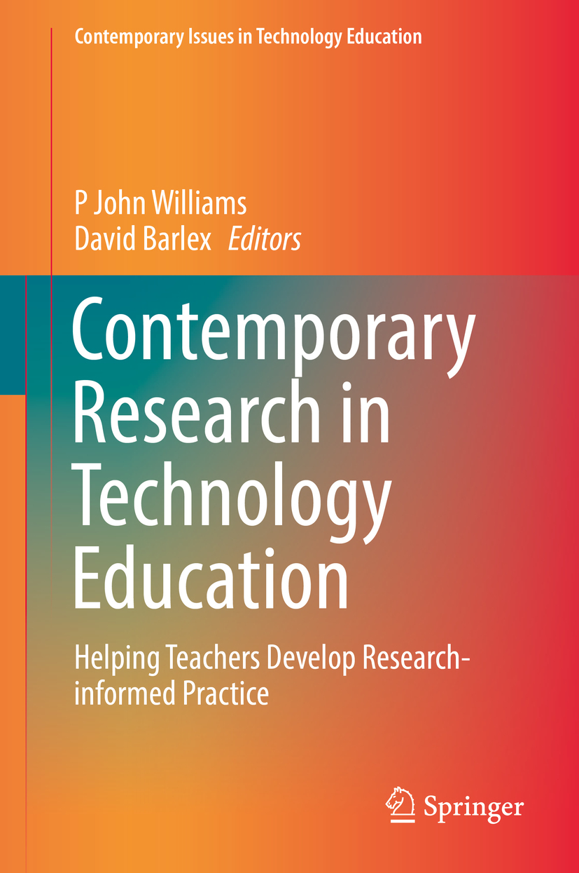 Barlex, David - Contemporary Research in Technology Education, ebook