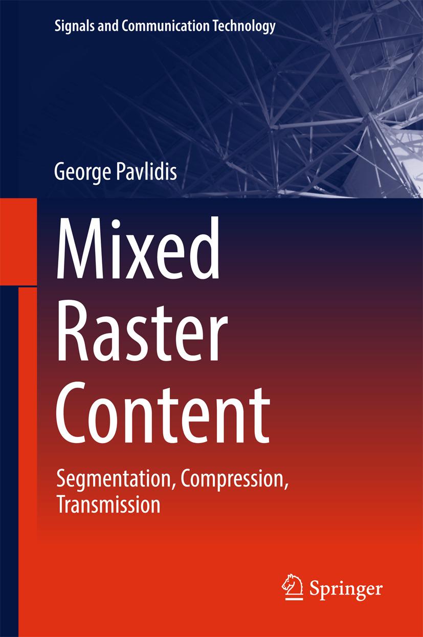 Pavlidis, George - Mixed Raster Content, ebook