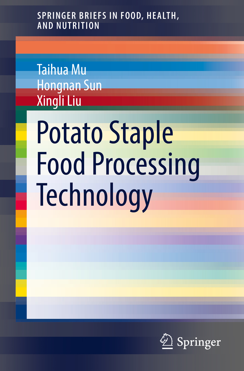 Liu, Xingli - Potato Staple Food Processing Technology, ebook