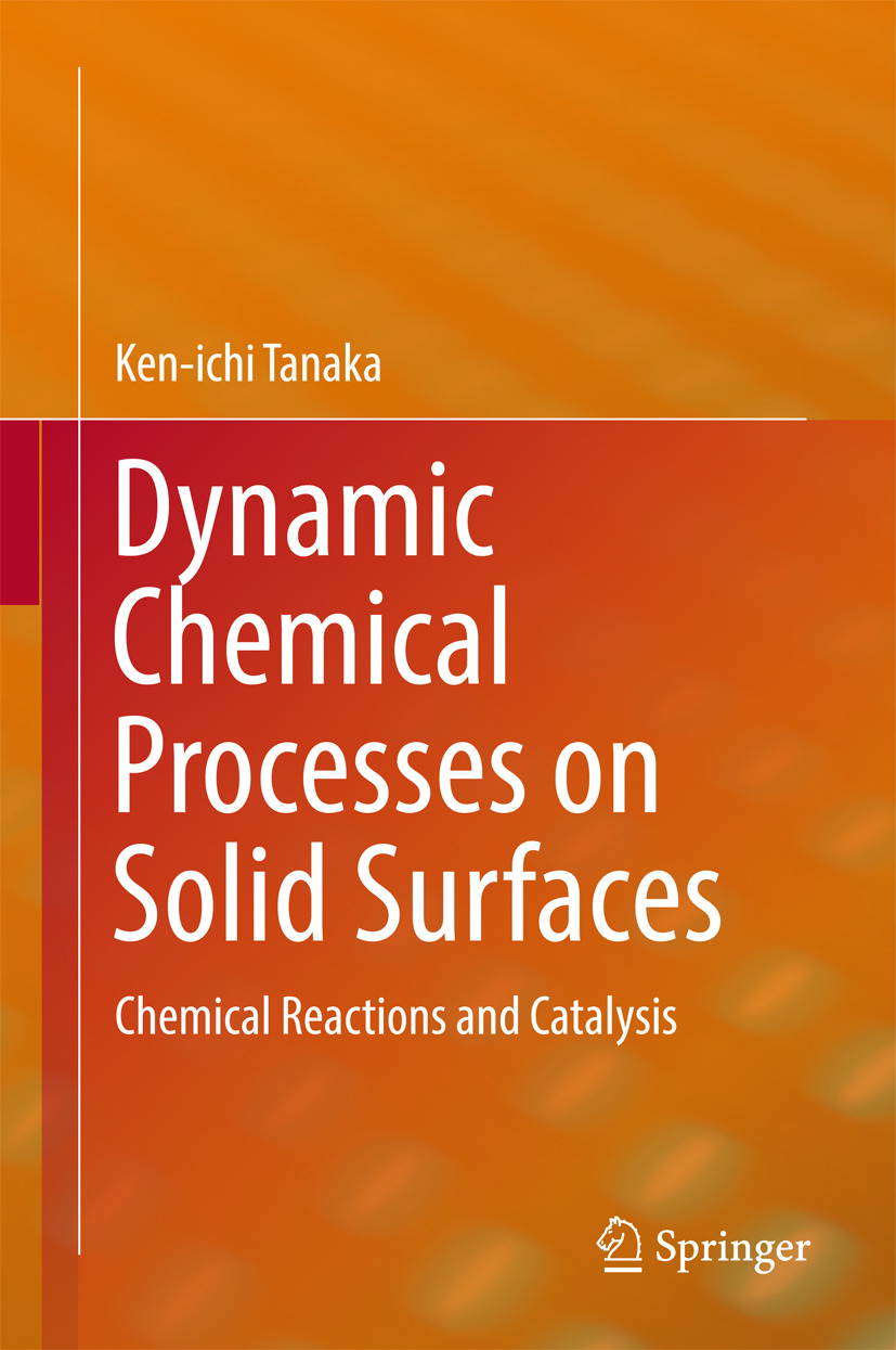 Tanaka, Ken-ichi - Dynamic Chemical Processes on Solid Surfaces, ebook