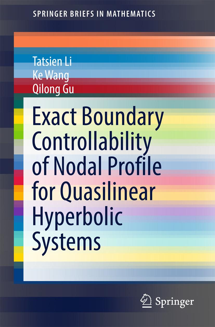 Gu, Qilong - Exact Boundary Controllability of Nodal Profile for Quasilinear Hyperbolic Systems, ebook
