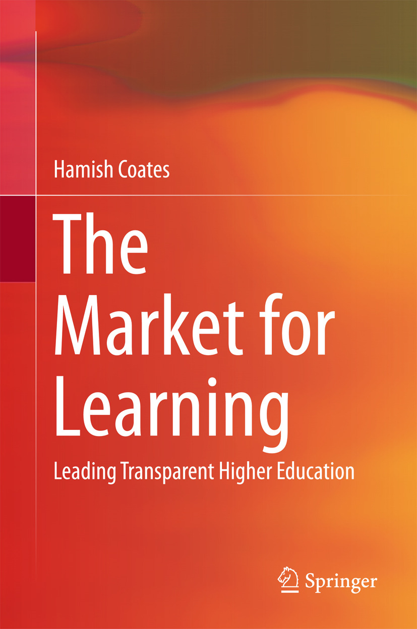 Coates, Hamish - The Market for Learning, ebook