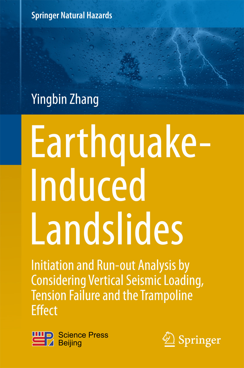 Zhang, Yingbin - Earthquake-Induced Landslides, ebook