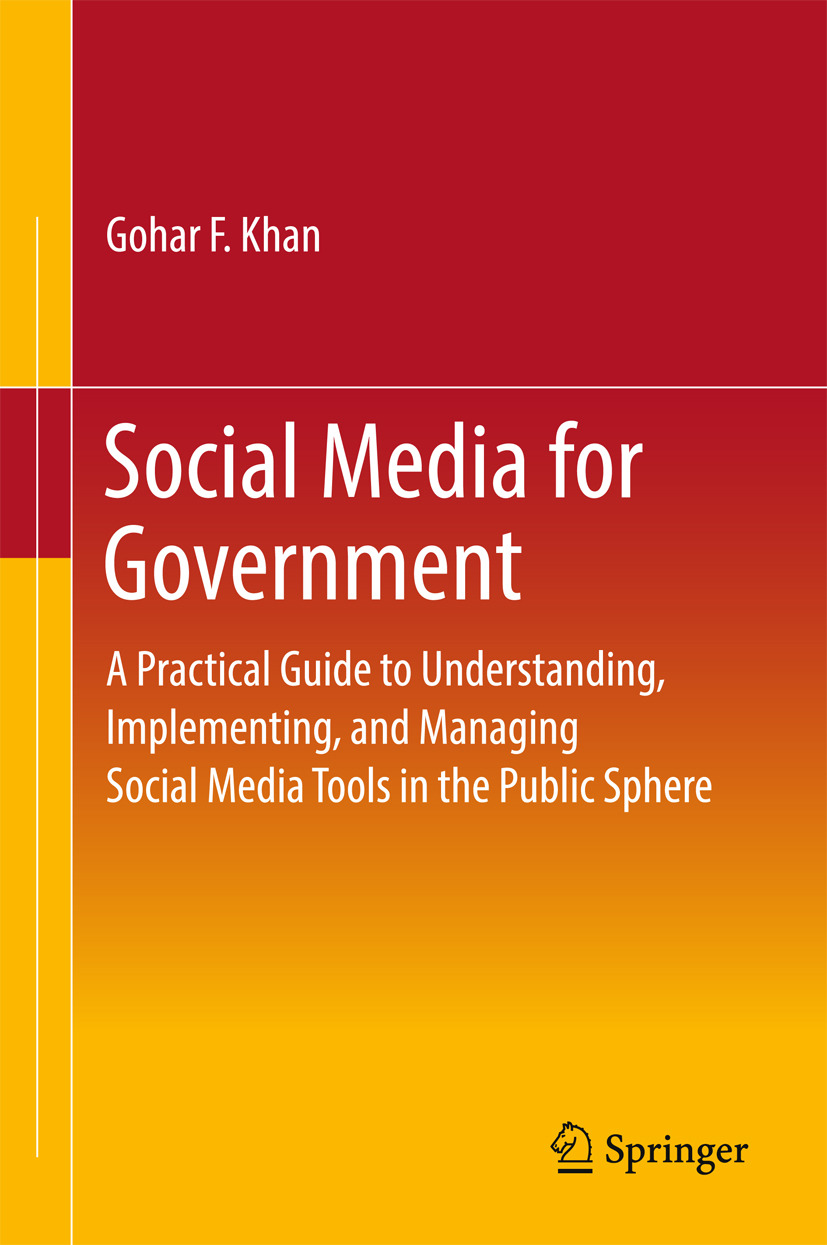 Khan, Gohar F. - Social Media for Government, ebook