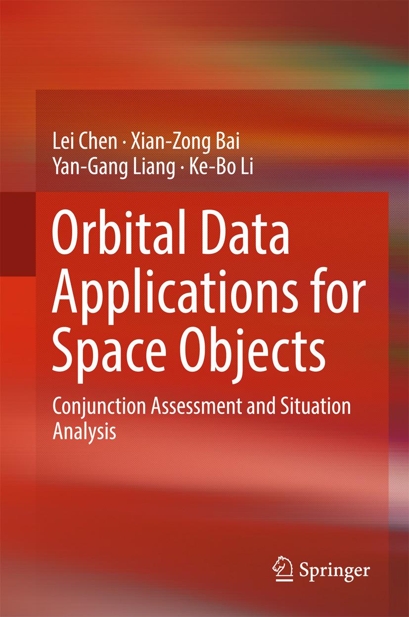 Bai, Xian-Zong - Orbital Data Applications for Space Objects, ebook
