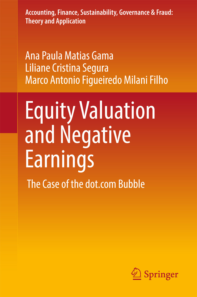 Filho, Marco Antonio Figueiredo Milani - Equity Valuation and Negative Earnings, ebook