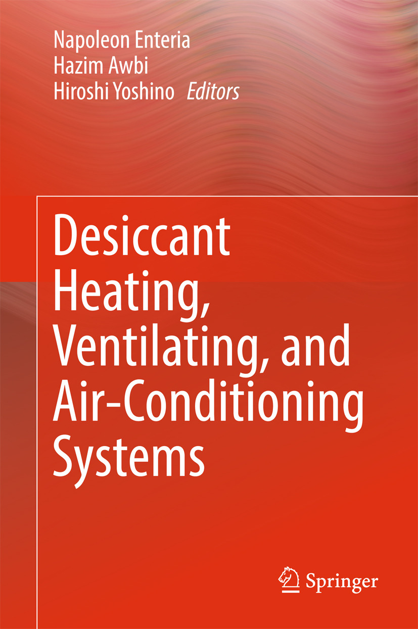 Awbi, Hazim - Desiccant Heating, Ventilating, and Air-Conditioning Systems, ebook