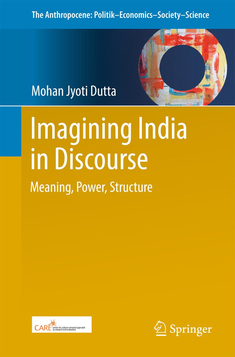 Dutta, Mohan Jyoti - Imagining India in Discourse, ebook