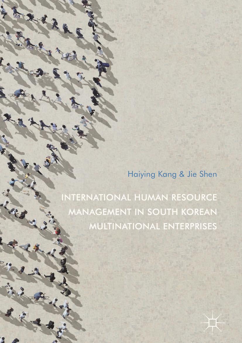 Kang, Haiying - International Human Resource Management in South Korean Multinational Enterprises, ebook
