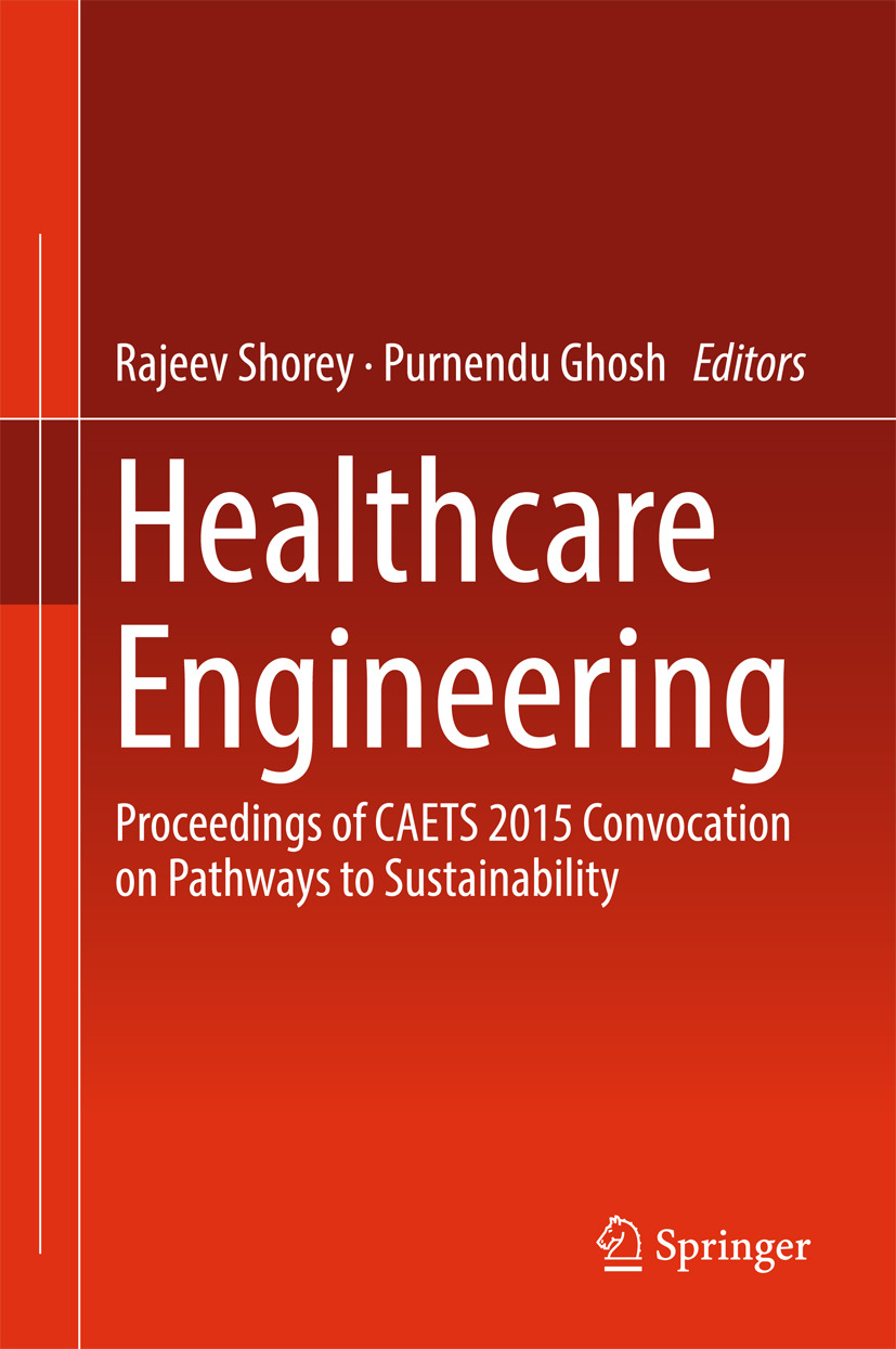 Ghosh, Purnendu - Healthcare Engineering, ebook