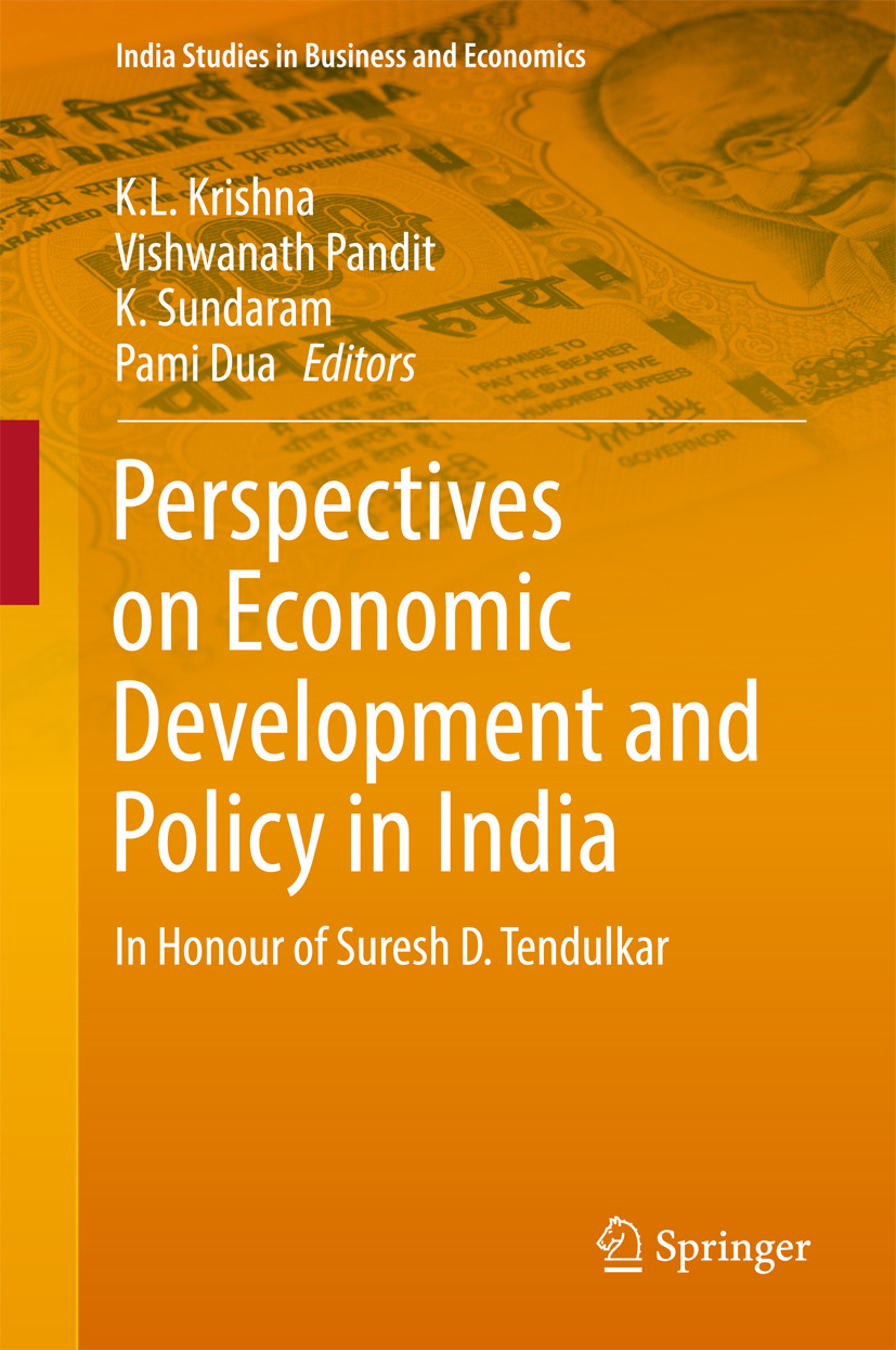 Dua, Pami - Perspectives on Economic Development and Policy in India, ebook