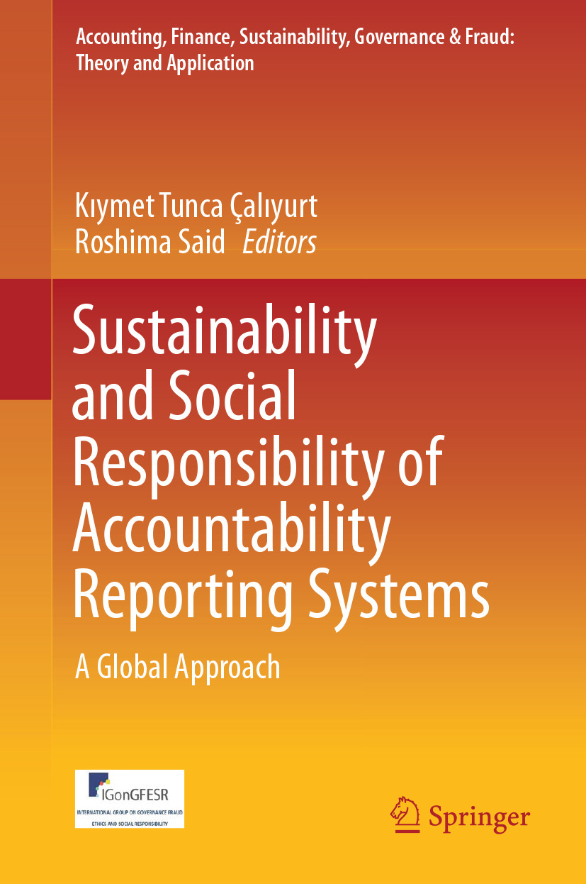 Said, Roshima - Sustainability and Social Responsibility of Accountability Reporting Systems, e-kirja