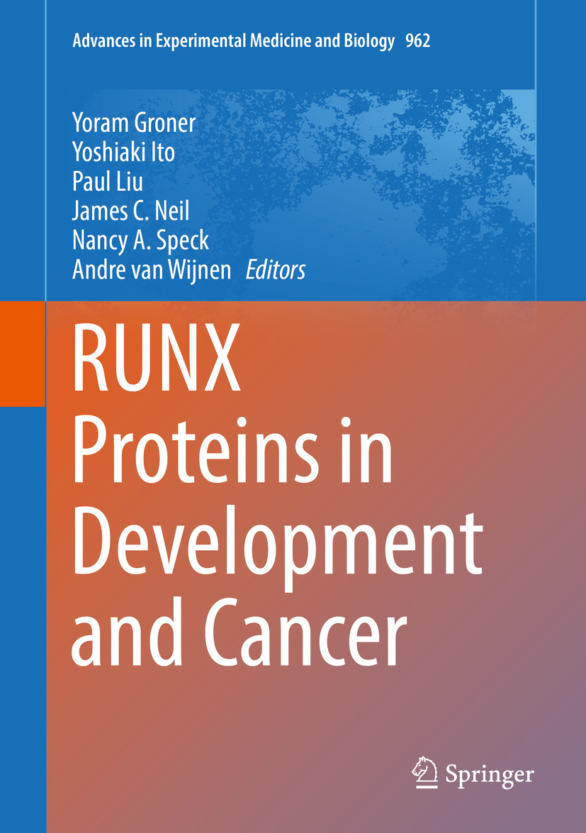 Groner, Yoram - RUNX Proteins in Development and Cancer, ebook