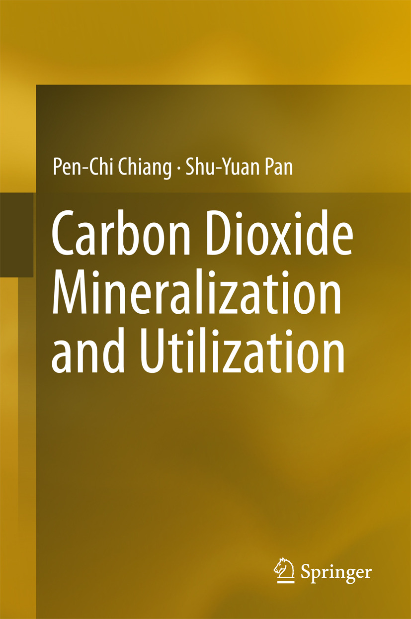 Chiang, Pen-Chi - Carbon Dioxide Mineralization and Utilization, ebook