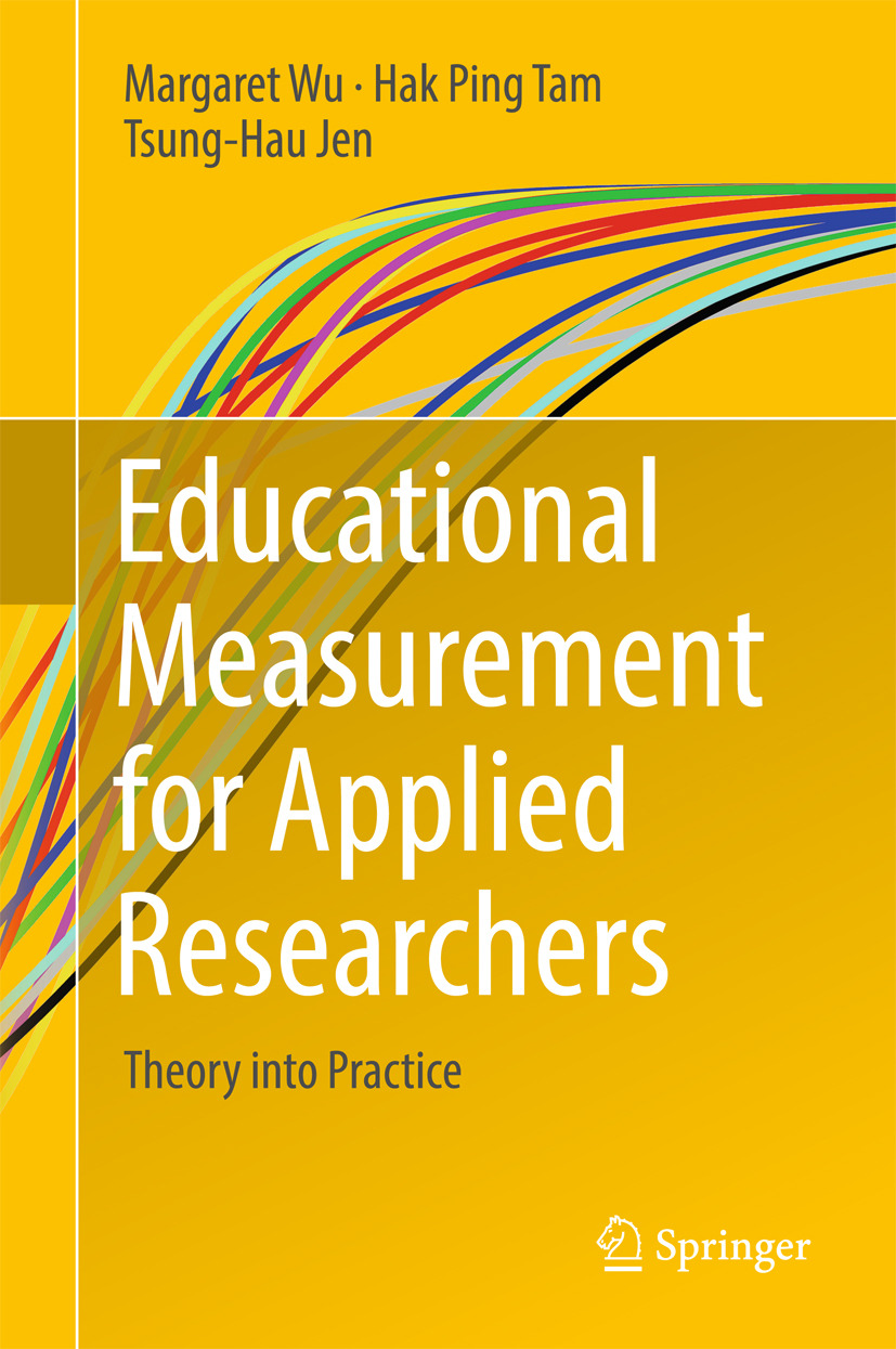 Jen, Tsung-Hau - Educational Measurement for Applied Researchers, ebook