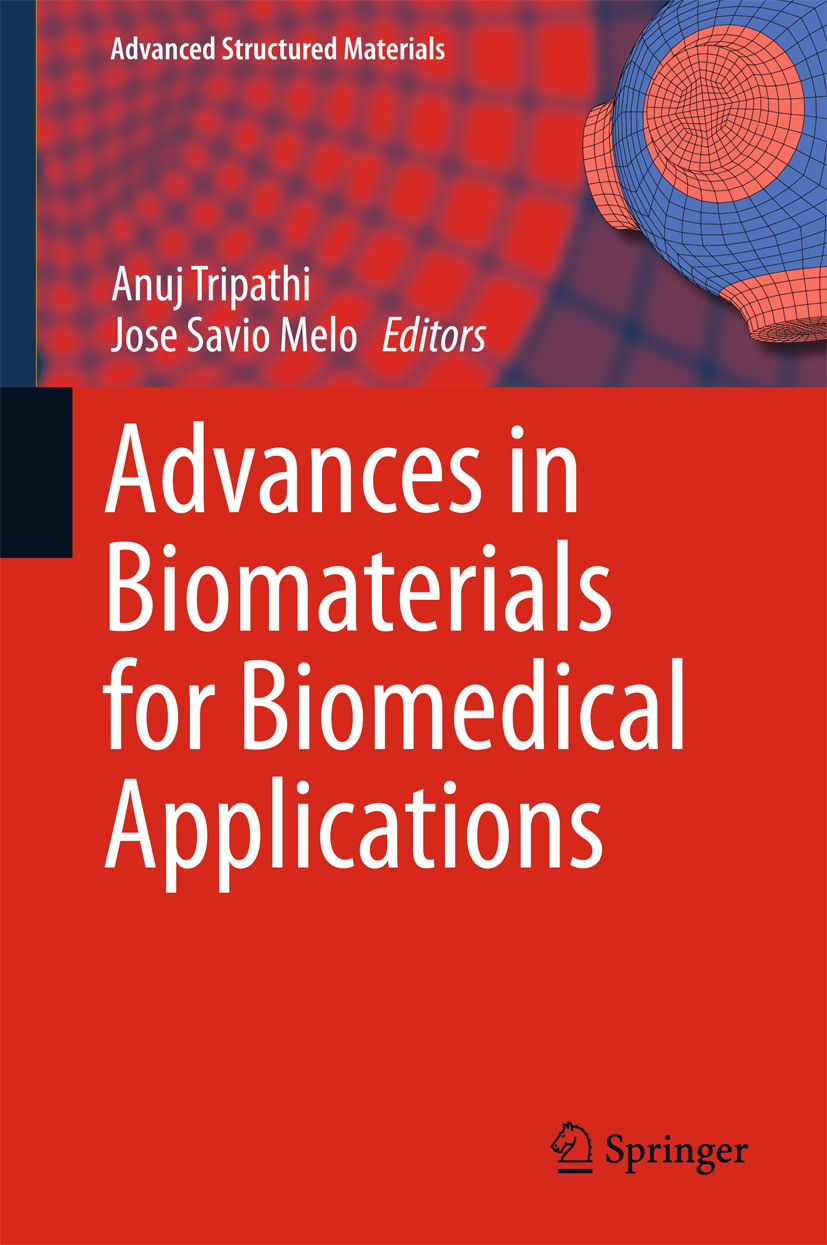 Melo, Jose Savio - Advances in Biomaterials for Biomedical Applications, ebook