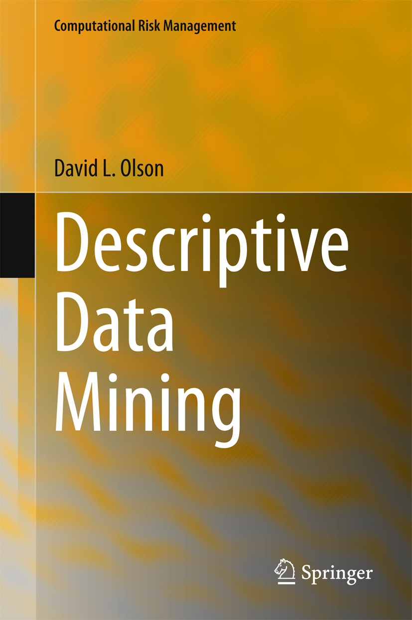 Olson, David L. - Descriptive Data Mining, ebook