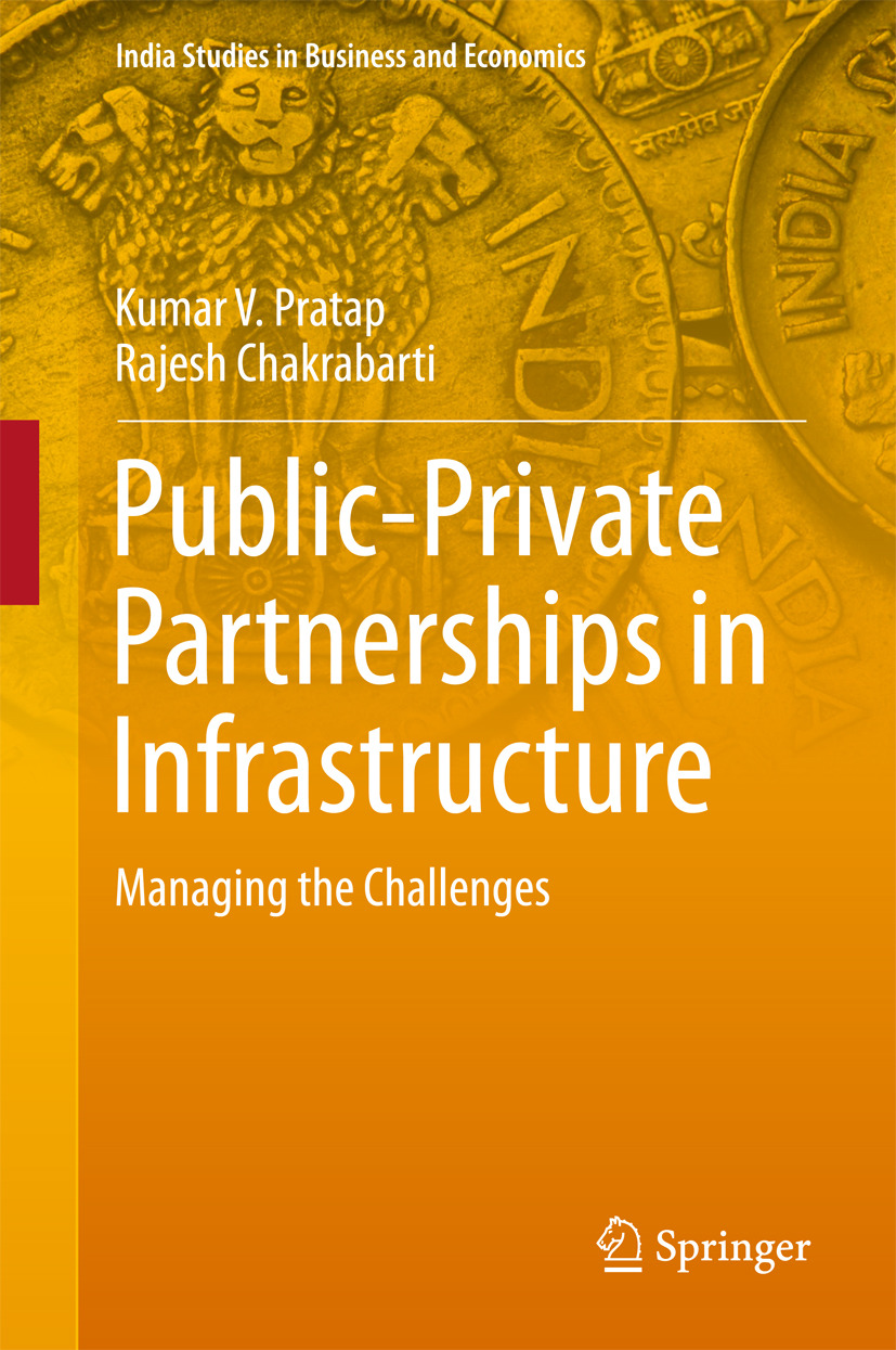 Chakrabarti, Rajesh - Public-Private Partnerships in Infrastructure, e-bok