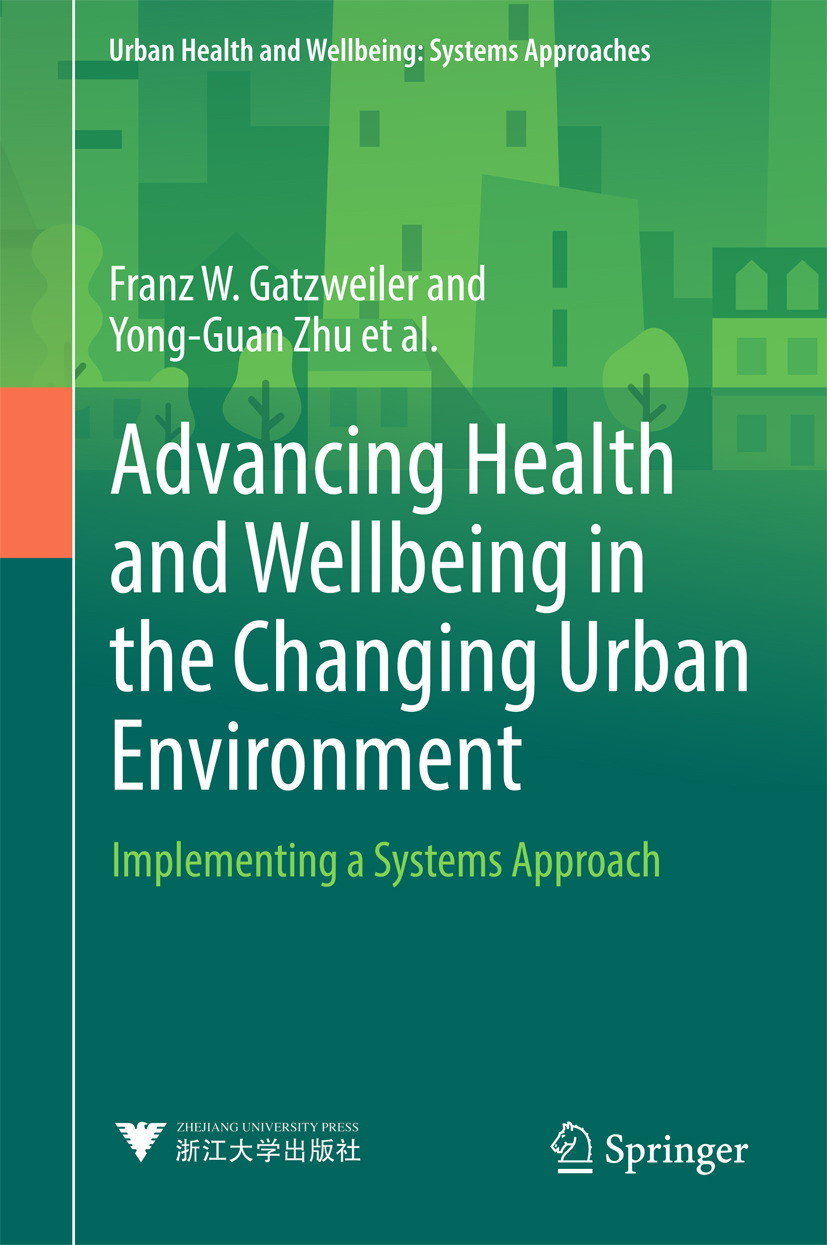 Ayad, Hany M. - Advancing Health and Wellbeing in the Changing Urban Environment, ebook