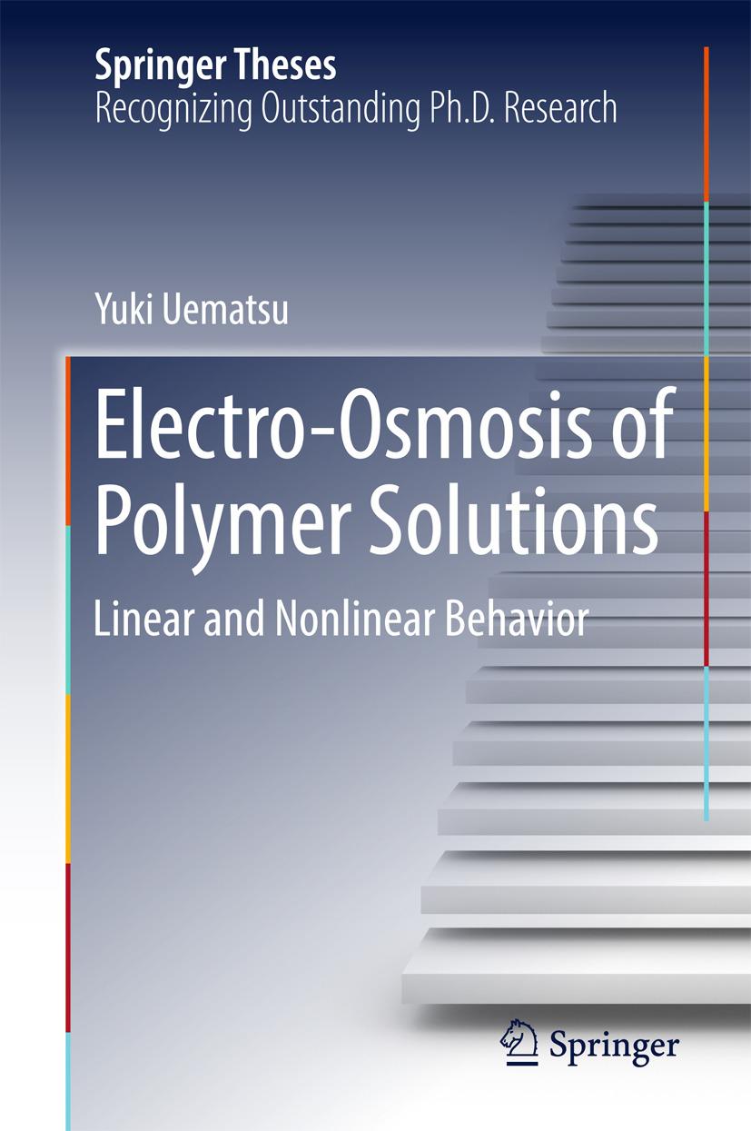 Uematsu, Yuki - Electro-Osmosis of Polymer Solutions, ebook