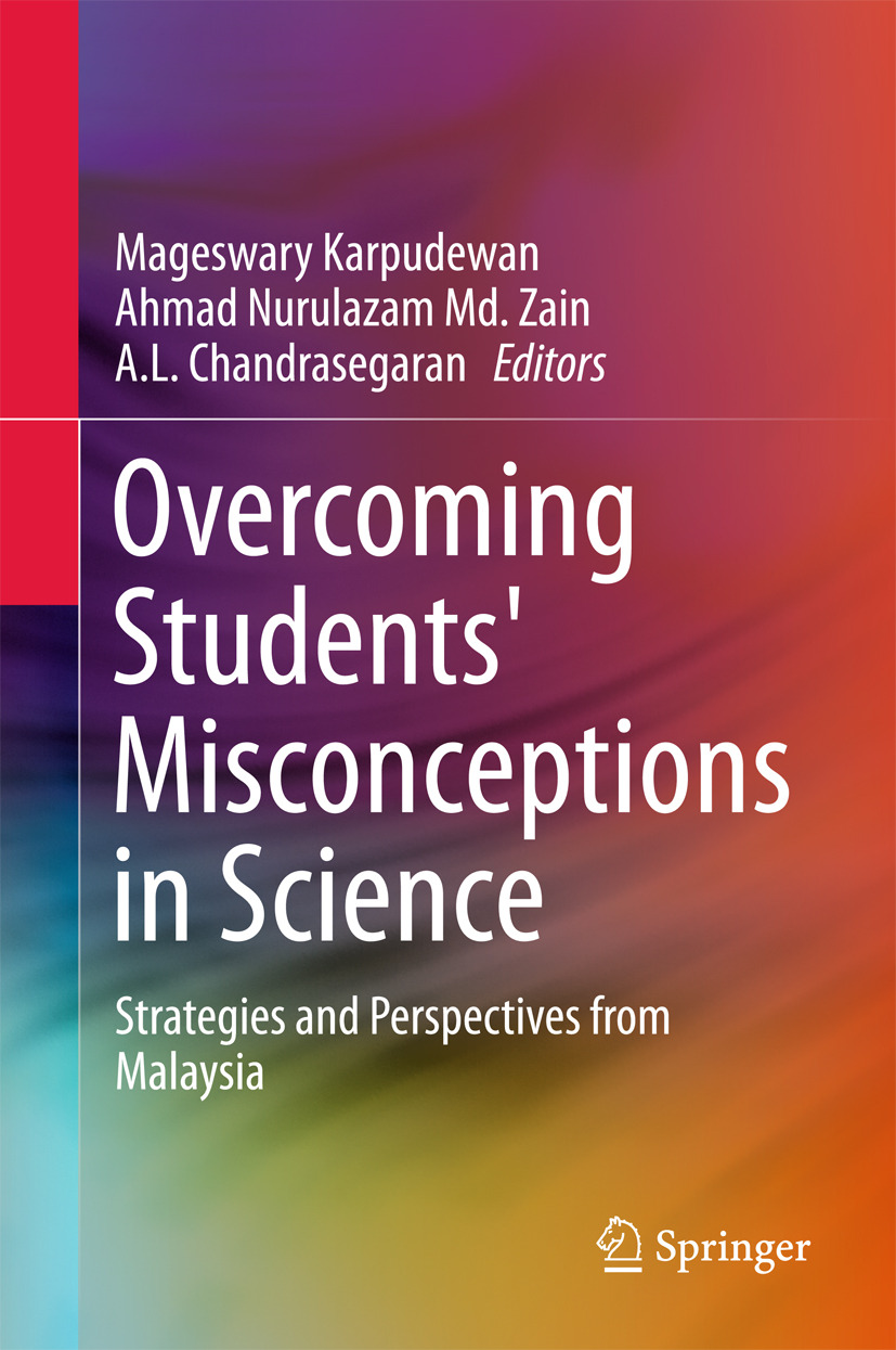 Chandrasegaran, A.L. - Overcoming Students' Misconceptions in Science, ebook